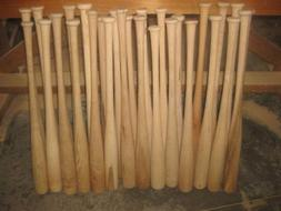 New Wood  Brand  Wooden Baseball Bat  Maple Ash YOUTH Blems