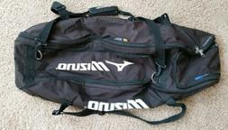 Mizuno - Premier Bat Bag Baseball/Softball - Black  holds 3