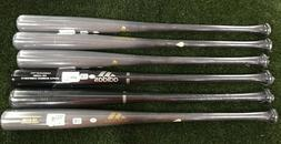 Adidas Pro Maple Wood Baseball Bat Handcrafted Gray Black AB