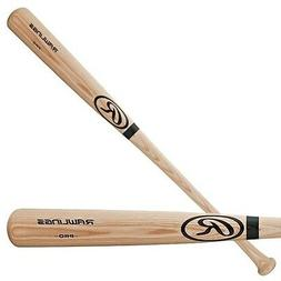 RAWLINGS PRO NATURAL ASH ~ 31 Inch Big Stick Wood Wooden Bas