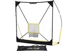 SKLZ Quickster Baseball Hitting Net with Removable Pitching