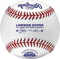 Rawlings Raised Seam Baseballs, Cal Ripken Competition Grade