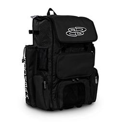 Boombah Rolling Superpack Baseball/Softball Gear Bag - 23-1/