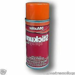 NEW MUELLER STICKUM SPRAY 4oz GRIP ENHANCER for BASEBALL/SOF