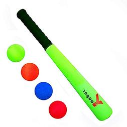 Youper Super Safe Foam T Ball Bat for Toddlers, Mini Basebal