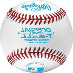 Rawlings T-Ball Indoor/Outdoor Soft Baseball, 12 Pack