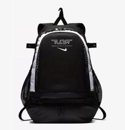 Nike Trout Vapor Baseball Bat Backpack BA5436-011 Black/Whit