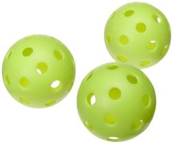 Jugs Vision-Enhanced Green Poly Baseballs