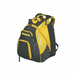 DeMarini Voodoo Rebirth Backpack, Yellow