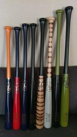 Wood Baseball Bat Malle Custom SB Bats Co.