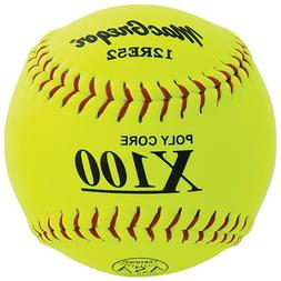 "MacGregor X52RE ASA Slow Pitch 12"" Softball - Comp"