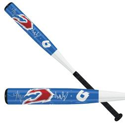 DeMarini Youth Black Coyote -11 Baseball Bat with a 2 1/4-In