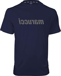 Marucci Youth Dugout Tee, Navy, Large